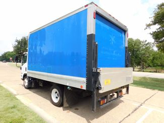 2012 Isuzu NQR- TILT CAB DIESEL, 14 ft. DELIVERY, BOX TRUCK Irving, Texas 3