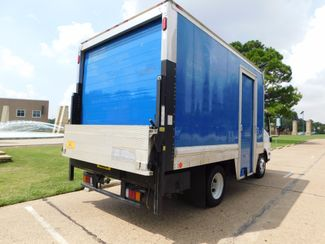 2012 Isuzu NQR- TILT CAB DIESEL, 14 ft. DELIVERY, BOX TRUCK Irving, Texas 2