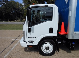 2012 Isuzu NQR- TILT CAB DIESEL, 14 ft. DELIVERY, BOX TRUCK Irving, Texas 23