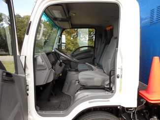 2012 Isuzu NQR- TILT CAB DIESEL, 14 ft. DELIVERY, BOX TRUCK Irving, Texas 24