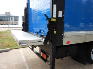 2012 Isuzu NQR- TILT CAB DIESEL, 14 ft. DELIVERY, BOX TRUCK Irving, Texas 37