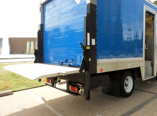 2012 Isuzu NQR- TILT CAB DIESEL, 14 ft. DELIVERY, BOX TRUCK Irving, Texas 38