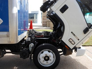 2012 Isuzu NQR- TILT CAB DIESEL, 14 ft. DELIVERY, BOX TRUCK Irving, Texas 19