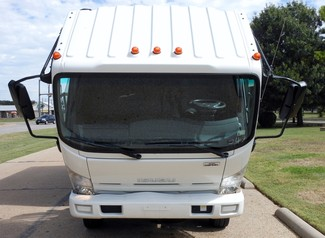 2012 Isuzu NQR- TILT CAB DIESEL, 14 ft. DELIVERY, BOX TRUCK Irving, Texas 62