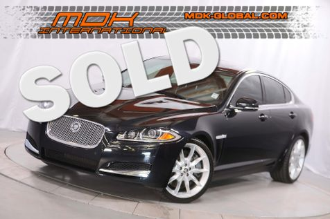 2012 Jaguar XF Supercharged - Well maintained in Los Angeles
