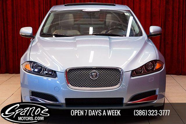 2012 Jaguar XF Daytona Beach, FL 3