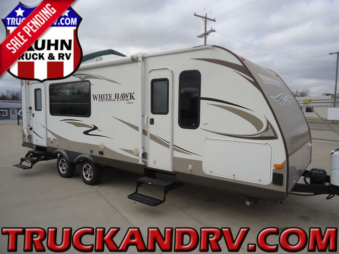 2012 Jayco White Hawk