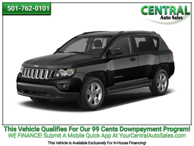 2012 Jeep Compass Sport | Hot Springs, AR | Central Auto Sales in Hot Springs AR