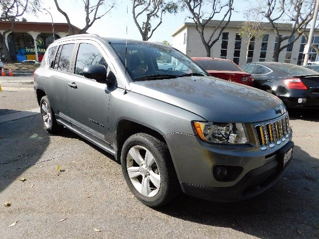 2012 Jeep Compass Sport Limited warranty included to assure your worry-free purchase AutoCheck re