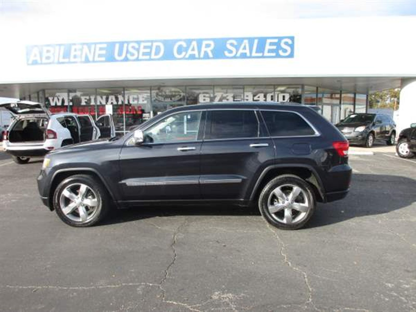 Used Cars Abilene Tx