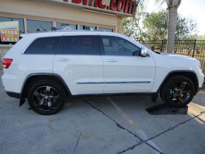 2012 Jeep Grand Cherokee Overland  Brownsville TX  English Motors  in Brownsville, TX