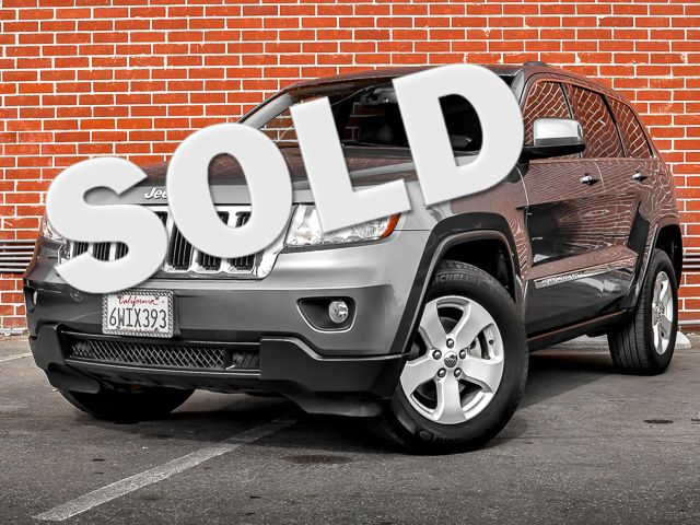 2012 Jeep Grand Cherokee Laredo Burbank, CA 0