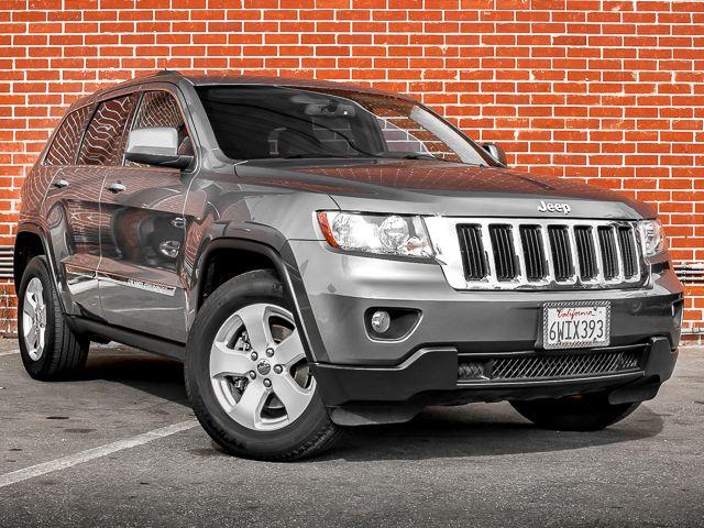2012 Jeep Grand Cherokee Laredo Burbank, CA 1