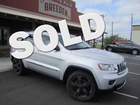 2012 Jeep Grand Cherokee Overland in Fort Smith, AR