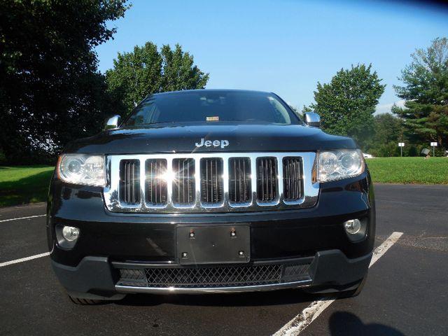 2012 Jeep Grand Cherokee Limited Leesburg, Virginia 6