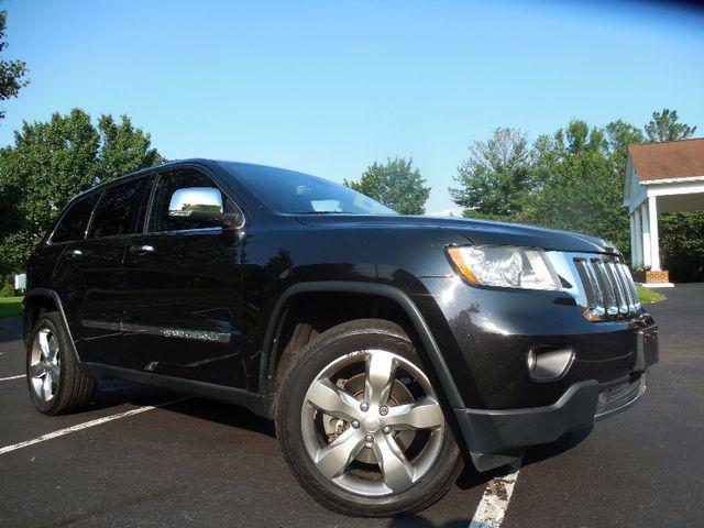2012 Jeep Grand Cherokee Limited Leesburg, Virginia 1