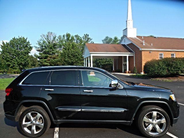 2012 Jeep Grand Cherokee Limited Leesburg, Virginia 4