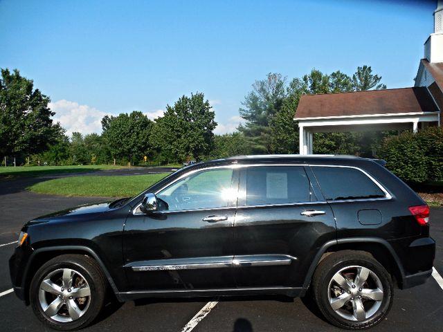 2012 Jeep Grand Cherokee Limited Leesburg, Virginia 5