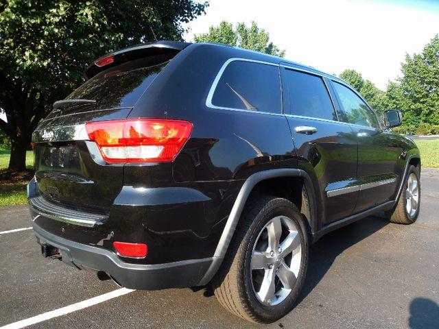 2012 Jeep Grand Cherokee Limited Leesburg, Virginia 2