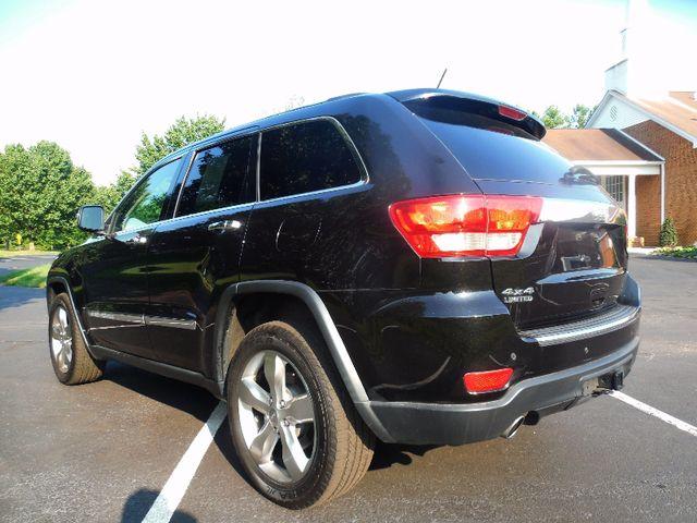 2012 Jeep Grand Cherokee Limited Leesburg, Virginia 3