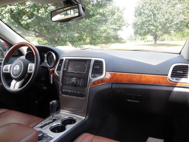 2012 Jeep Grand Cherokee Overland Leesburg, Virginia 15
