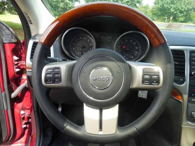 2012 Jeep Grand Cherokee Overland Leesburg, Virginia 17