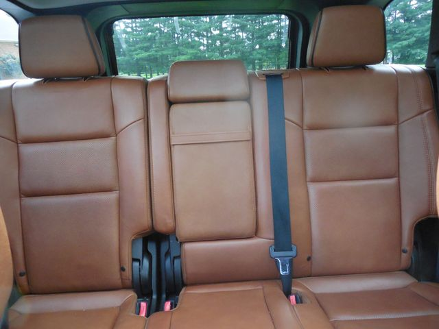 2012 Jeep Grand Cherokee Overland Leesburg, Virginia 11