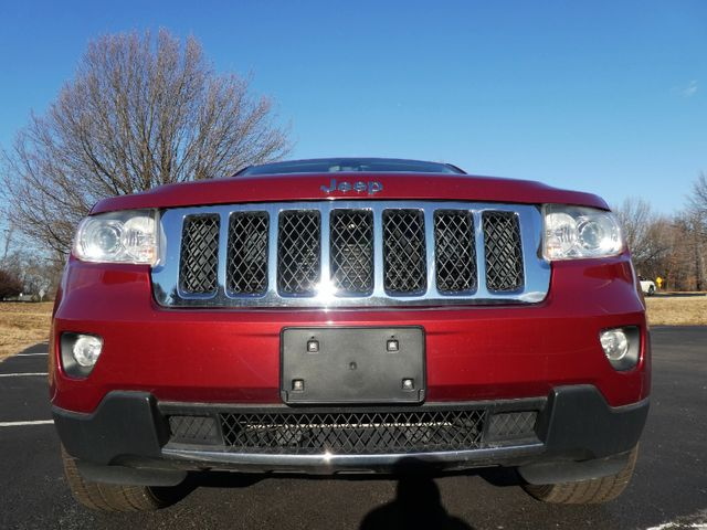 2012 Jeep Grand Cherokee Overland Leesburg, Virginia 6