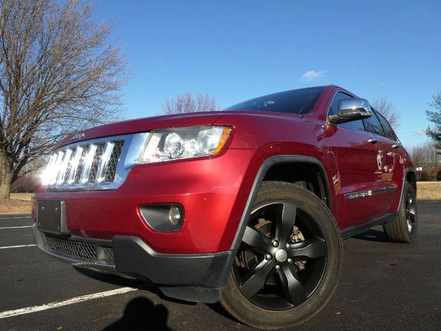 2012 Jeep Grand Cherokee Overland Leesburg, Virginia 1
