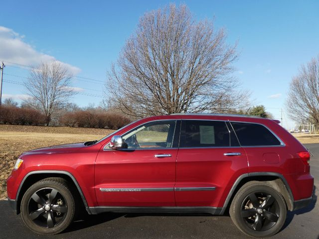2012 Jeep Grand Cherokee Overland Leesburg, Virginia 5