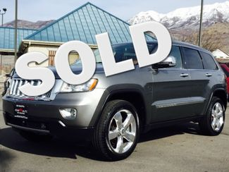 2012 Jeep Grand Cherokee Overland Summit LINDON, UT