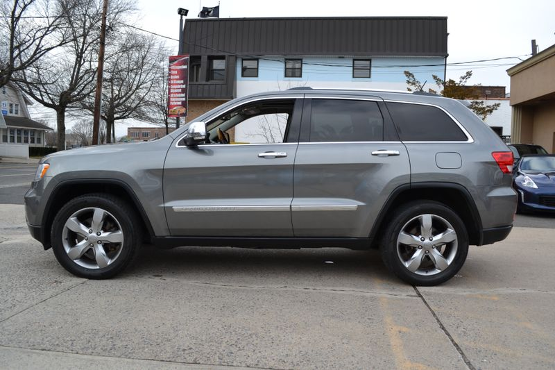 2012 Jeep Grand Cherokee Overland  city New  Father  Son Auto Corp   in Lynbrook, New