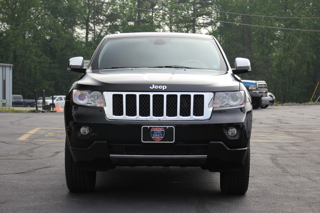 2012 Jeep Grand Cherokee Overland Mooresville , NC 1