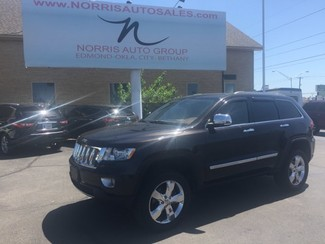 2012 Jeep Grand Cherokee Overland Summit in Oklahoma City OK