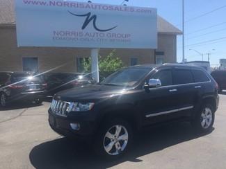2012 Jeep Grand Cherokee Overland Summit | OKC, OK | Norris Auto Sales in Oklahoma City OK