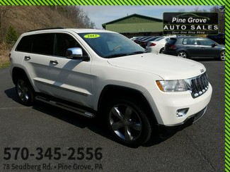2012 Jeep Grand Cherokee in Pine Grove PA