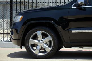 2012 Jeep Grand Cherokee Overland * 1-OWNER * Blind Spot * NAVI * Pano Roof Plano, Texas 30
