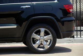 2012 Jeep Grand Cherokee Overland * 1-OWNER * Blind Spot * NAVI * Pano Roof Plano, Texas 31