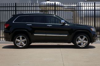 2012 Jeep Grand Cherokee Overland * 1-OWNER * Blind Spot * NAVI * Pano Roof Plano, Texas 2
