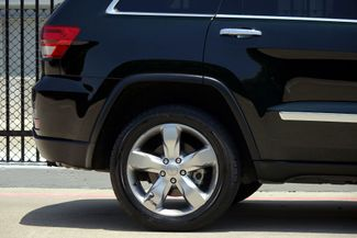 2012 Jeep Grand Cherokee Overland * 1-OWNER * Blind Spot * NAVI * Pano Roof Plano, Texas 28