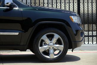 2012 Jeep Grand Cherokee Overland * 1-OWNER * Blind Spot * NAVI * Pano Roof Plano, Texas 29