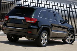 2012 Jeep Grand Cherokee Overland * 1-OWNER * Blind Spot * NAVI * Pano Roof Plano, Texas 4