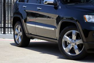 2012 Jeep Grand Cherokee Overland * 1-OWNER * Blind Spot * NAVI * Pano Roof Plano, Texas 22