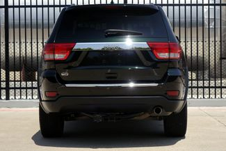 2012 Jeep Grand Cherokee Overland * 1-OWNER * Blind Spot * NAVI * Pano Roof Plano, Texas 7
