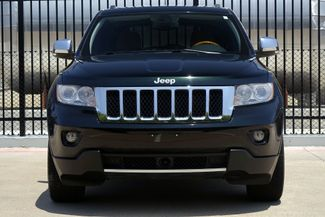 2012 Jeep Grand Cherokee Overland * 1-OWNER * Blind Spot * NAVI * Pano Roof Plano, Texas 6