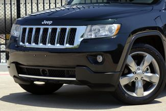 2012 Jeep Grand Cherokee Overland * 1-OWNER * Blind Spot * NAVI * Pano Roof Plano, Texas 21