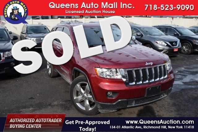 2012 Jeep Grand Cherokee Limited Richmond Hill, New York 0