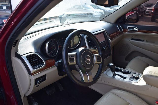 2012 Jeep Grand Cherokee Limited Richmond Hill, New York 18