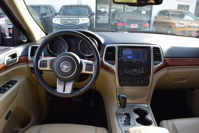 2012 Jeep Grand Cherokee Limited Richmond Hill, New York 32