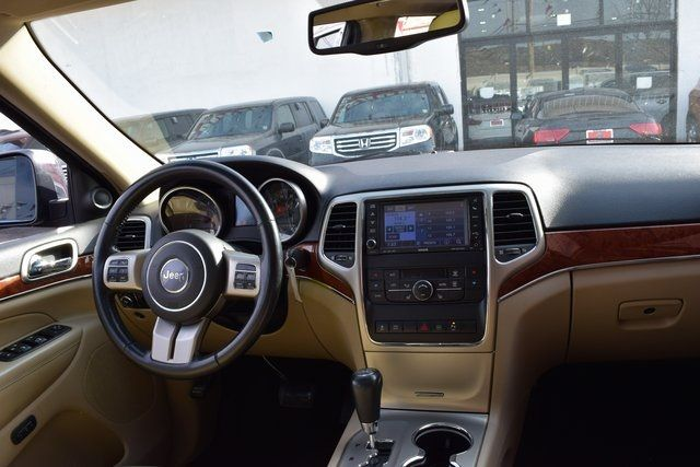 2012 Jeep Grand Cherokee Limited Richmond Hill, New York 34